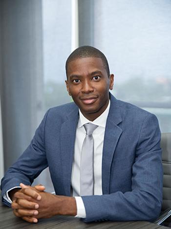 Mr. Dickon Mitchell LLB (Hons), LEC